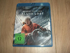 All is Lost Blu-Ray mit Robert Redford