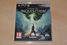 Dragon Age Inquisition PS3 Playstation 3 **FREE UK POSTAGE**