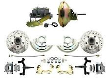 "1964-1972 GM A, F, X Body 2"" Drop Disc Brake Conversion Kit Camaro Chevelle Nova"