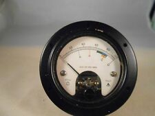 "6625-00-030-5361 SPECIAL METER A-B-C-D  3 1/4"" ROUND     NEW OLD STOCK"