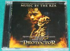 THE RZA, The Protector, SOUNDTRACK CD, NEW
