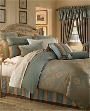 Waterford REARDAN Turquoise Gold King Comforter