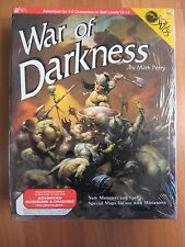 War of Darkness Role Aids Dungeons & Dragons 1st Edition new Shrinkwrap