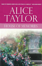 Alice Taylor House of Memories Very Good Book