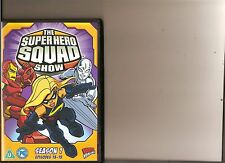 MARVEL SUPER HERO SQUAD SHOW SERIES 1 EPISODES 13 - 15 DVD KIDS