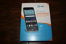 Brand New AT&T GoPhone - LG Phoenix 2 4G LTE with 8GB Memory Prepaid Cell Phone