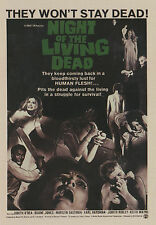Breygent Sci-Fi & Horror Posters Promo Card Set Night Of The Living Dead Spider