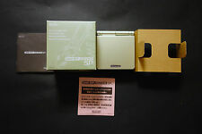 Nintendo Game Boy Advance GBA SP STARLIGHT GOLD LIMITED Toys'r US Japan System