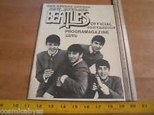 1979 The Beatles convention program New England fans 2nd magazine