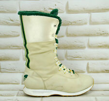 ADIDAS Respect Me Missy Elliott Ivory Womens Hi Top Shoes Boots Size 5 UK 38 EU