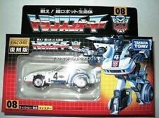 Takara Transformers G1 Encore Reissue #08 Jazz Meister MISB