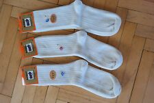 New Men Turkish Merino Wool Self Striped Socks-Cream-N.Fırat-1 Lot 100 Pairs