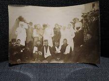 GUERRE 1914-18 ETRETAT photographie annexe de l'hopital militaire 1914