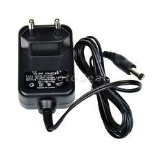 Useful 90cm 500mA Power Supply Adapter 50/60Hz AC 100-240V To DC 12V EU Plug