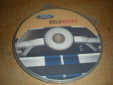 2007 FORD MUSTANG SHELBY GT500 SHELBY GT DEALERSHIP ADVERTISING CD-ROM DVD SET
