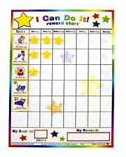 """Kenson Kids """"I Can Do It"""" Reward and Responsibility, 11X15.5-Inch(KPS-RE103) XTS"""