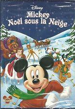 DVD - WALT DISNEY : MICKEY : NOËL SOUS LA NEIGE / NEUF EMBALLE