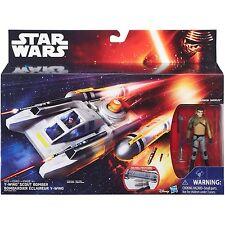 "Star Wars Rebels 3.75"" Vehicle Y-Wing Scout Bomber & Kanan Jarrus HASBRO B3677"