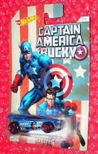 Hot Wheels  CAPTAIN AMERICA #7   Spectyte   DJK80-0910