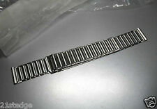 16MM Vintage Style Military Bonklip Type Watch Strap Bracelet - New Old Stock