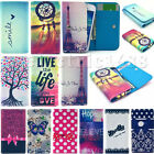 Lovely image Universal Wallet Card Flip PU Leather Case Cover For ZTE ZMAX Z970