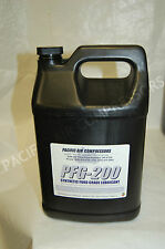 1 GALLON # PFG-200 SYNTHETIC FOOD GRADE RECIPROCATING COMPRESSOR OIL