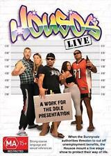 HOUSOS LIVE BRAND NEW COMEDY DVD INC BONUS EXTRAS!