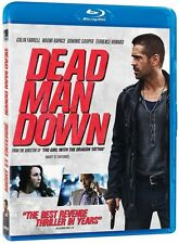 Dead Man Down (Blu-ray) Colin Farrell, Noomi Rapace, Dominic Cooper NEW