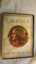 Vintage DVD Caligula Very Sexy & Steamy