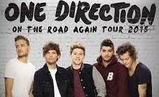 One Direction Concert Tickets - M&T Bank Stadium Baltimore August 8, 2015