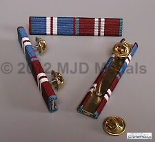 QUEENS GOLDEN JUBILEE MEDAL &  DIAMOND JUBILEE MEDAL RIBBON BAR