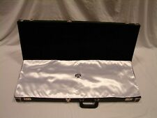 WHITE AxeShield HD Satin Protection Shroud ATTACHES To Gibson/Epi Explorer Case