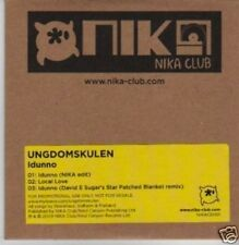 (591X) Ungdomskulen, Idunno - DJ CD
