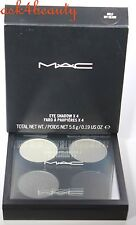 Mac Eye Shadow x 4 (Melt My Heart) Quad Palette 0.19 oz/5.6g New In Box