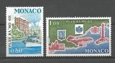 Monaco 1978 Yvert n°1134 et 1135 neuf ** 1er choix