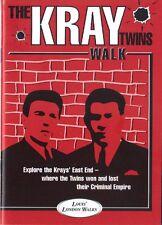 The Kray Twins Walk London Tour Guide East End Crime Criminals Gangland