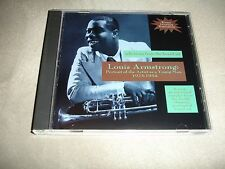 Louis Armstrong Portrait Of The Artist As A Young Man CD Selections Sampler
