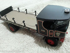 CORGI 80010 SENTINEL FLATBED WAGON TRUCK STEAM GUINNESS CHAIN GUARD 1:50 MINT