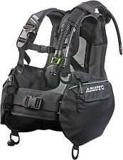 AQUATEC Scuba Diving BC BCD Buoyancy Compensator Scuba Dive Gear BC-25 size XL
