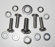 MGB Heater Box Fixing Kit (Stainless Steel).