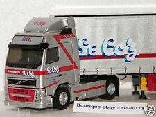 VOLVO FH 3 TAUTLINER TRANSPORTS LE COZ ELIGOR 1/43 Ref 115125