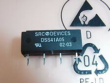 DSS41A05 SRC Devices Reed Relay Coil Voltage 5V 200V 0.5A 10W SIP