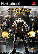 God of War II ( PlayStation 2 PS2 ) ( PAL ) Complete ** VERY GOOD **