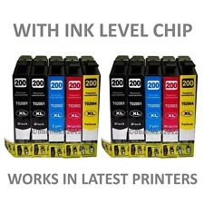 10 Pack NON OEM T200XL Ink CARTRIDGE FOR Epson Expression XP 410