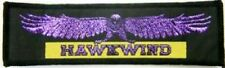 HAWKWIND vintage woven patch