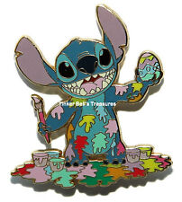 DISNEY Pin LE 250 - Stitch Easter Series - Painting Easter Eggs