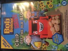 Bob The Builder - Project: Build It! - Chip Off The Old Block (DVD, 2005)