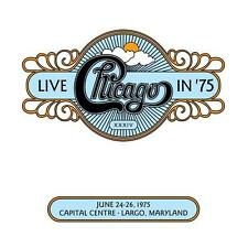 Chicago - Live'75 2 CD (Peter Cetera) (Terry Kath)