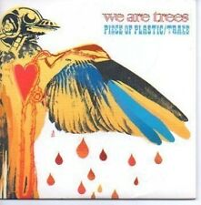 (668H) We Are Trees, Piece of Plastic / Trace - DJ CD