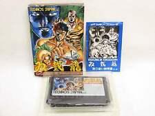 DOUBLE DRAGON I 1 Item ref/2948 Famicom Nintendo Japan Boxed Game fc